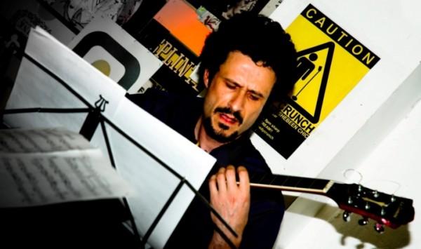 francesco amico jazz guitarist and composer