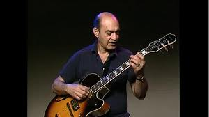 joe pass playing the blues