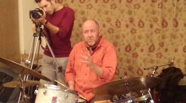 cormac larkin drums