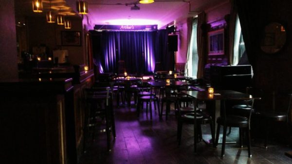 arthurs pub dublin